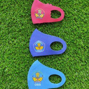 custom masker sekolah anak