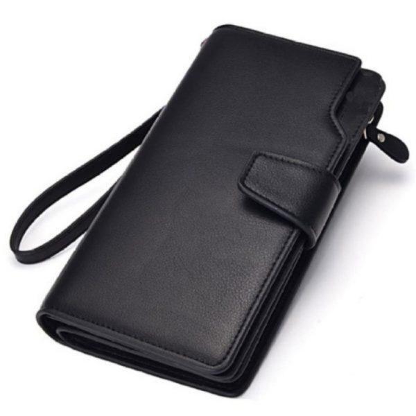 dompet kulit pria resleting custom