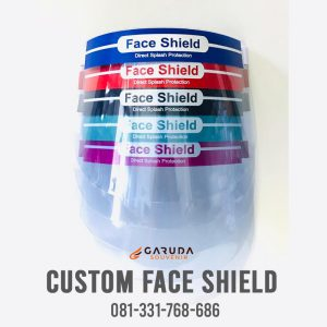 vendor face shield surabaya