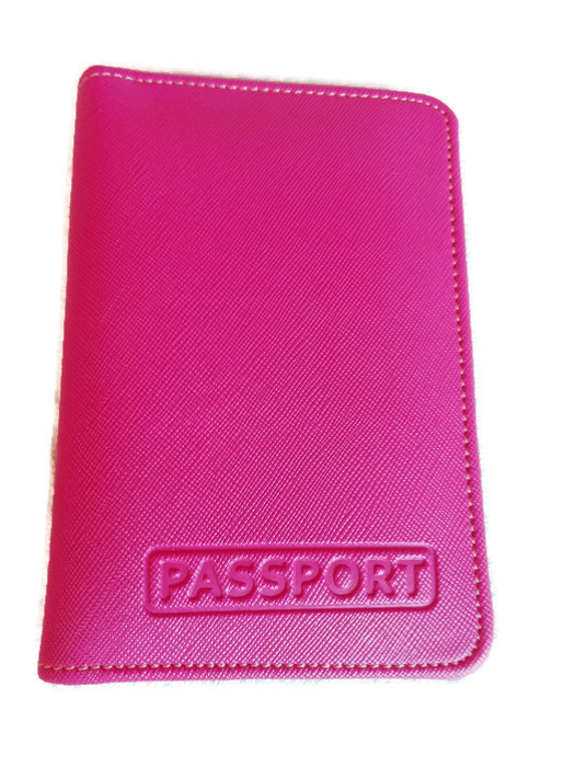 custom sampul paspor