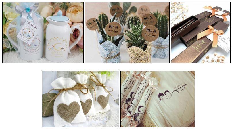 contoh souvenir pernikahan murah surabaya